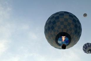 風船バレーのイメージ